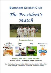 Eynsham Presidents Day 2017