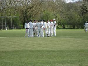 Cup win for the ones, as the 2nds bow out